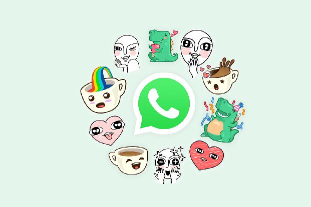 How to send Makar Sankranti stickers on WhatsApp