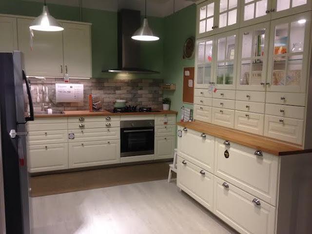 Memilih Desain Kitchen Set Sesuai dengan Dapur