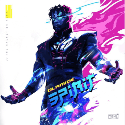 DOWNLOAD SONG: SPIRIT BY OLAMIDE