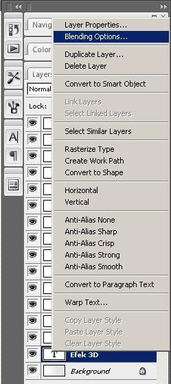 Efek Tulisan Photoshop Keren : tulisan, photoshop, keren, Membuat, Tulisan, Keren, Photoshop, Kumpulan, Tutorial