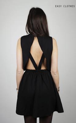 Robe Blaire noire Easy Clothes
