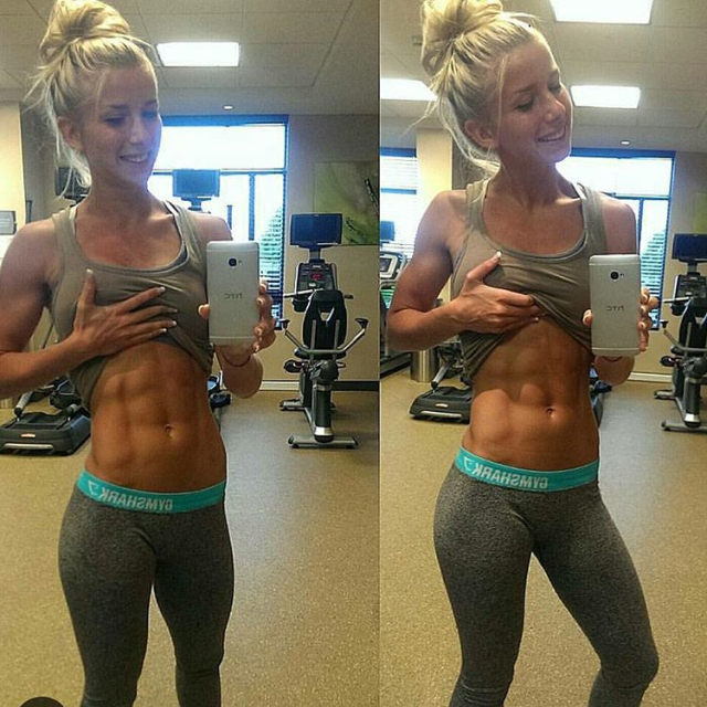 Fitness Iris Salihagic