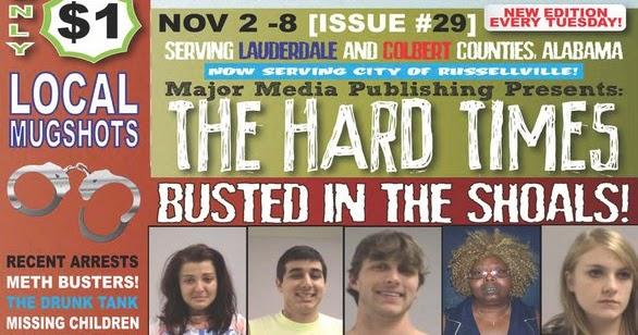 Shoalanda: Hard Times v  The Quad-Cities Daily