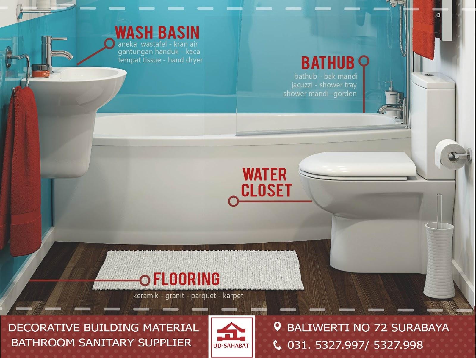 Bathroom Sanitary Needs Ud Sahabat Surabaya San Ei Bath Mixer Hand Shower Set Mandi Oleh Karena Itu Pemilihan Perlengkapan Dan Peralatan Kamar Yang Tepat Sesuai Kebutuhan Selaras Dengan Tema Interior Akan Menciptakan Harmoni