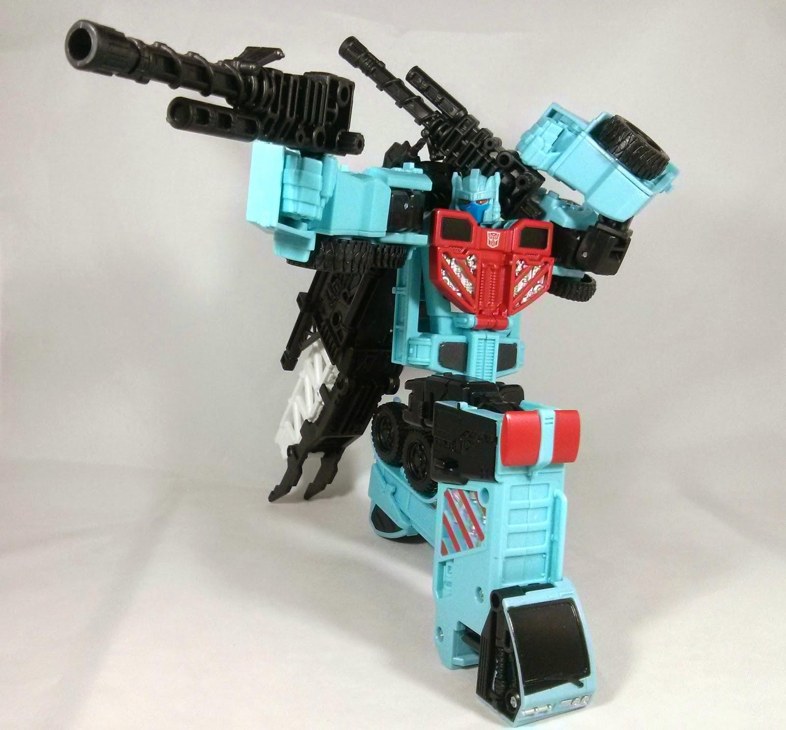 Transformers Hot Spot guns
