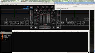 Mixxx Mezclador y reproductor DJ 9