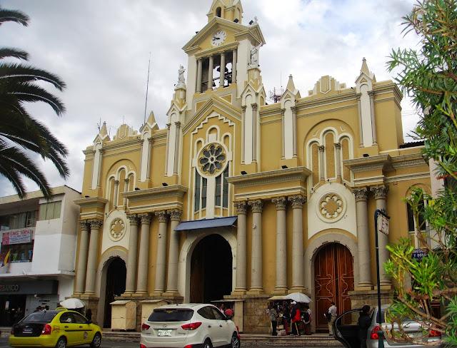 catedral loja