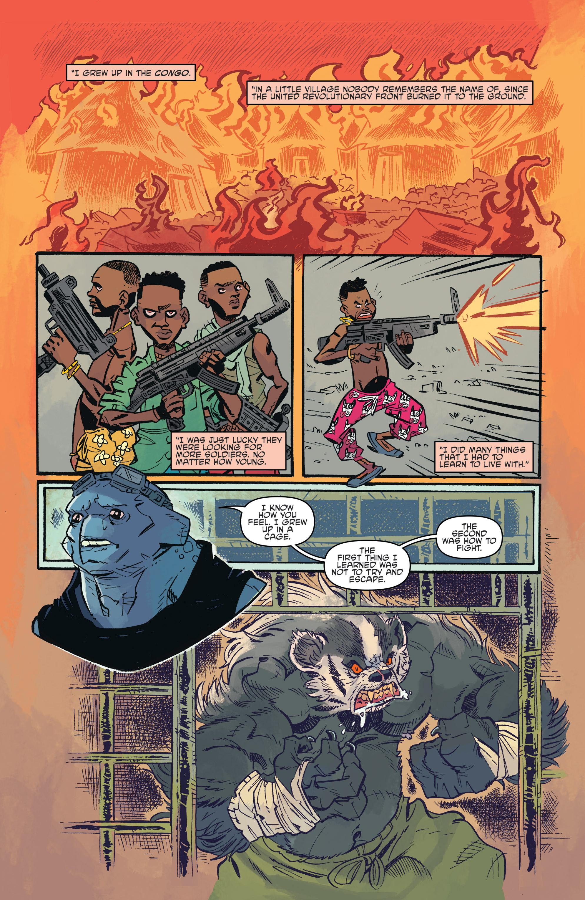 Read online Teenage Mutant Ninja Turtles Universe comic -  Issue #11 - 9