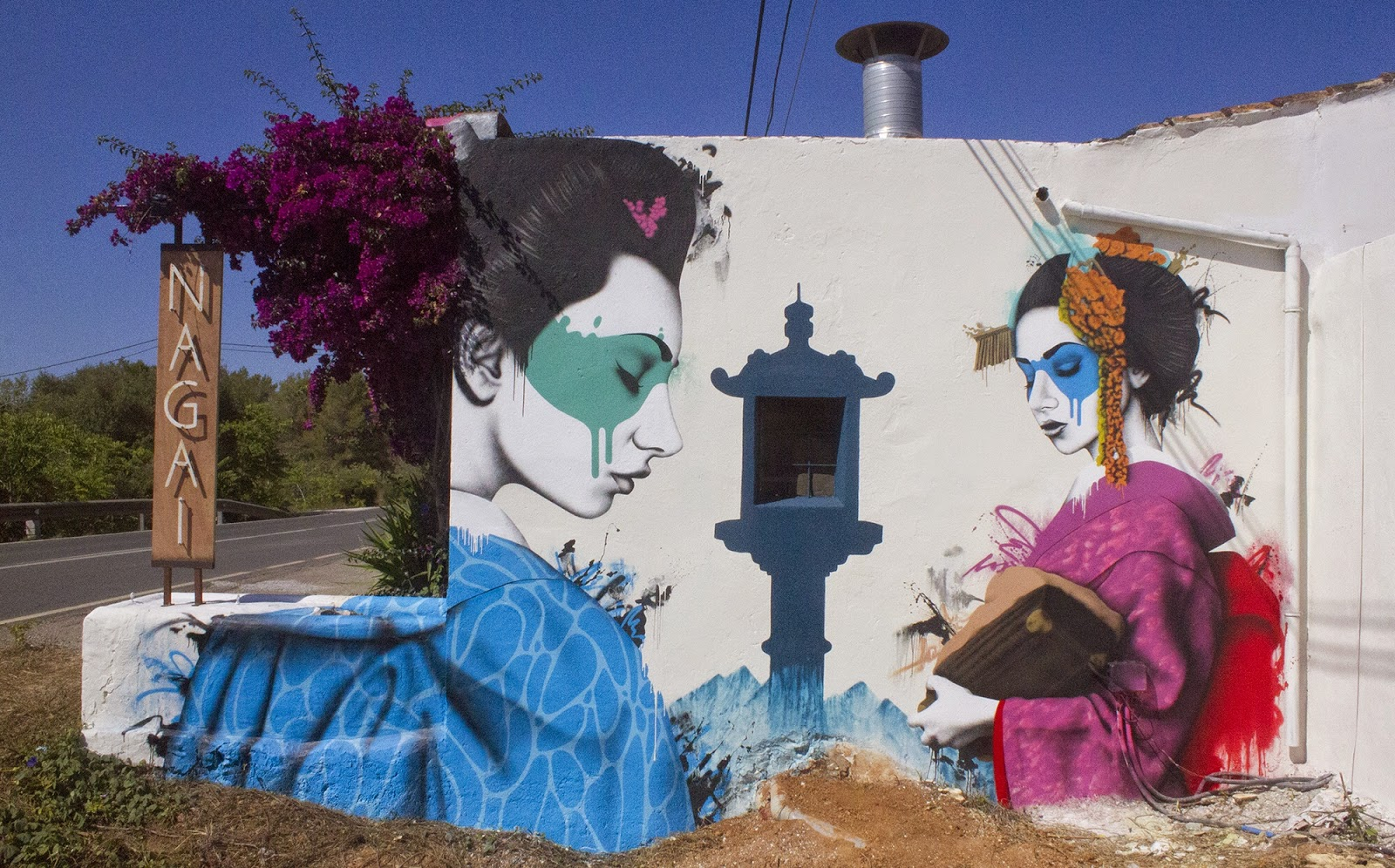 While you discovered his first piece a few days ago, Fin DAC is still in Ibiza, where he just finished working on this second new piece.