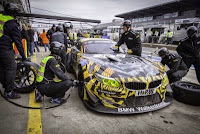 Dunlop Art Car Walkenhorst BMW Z4 GT3