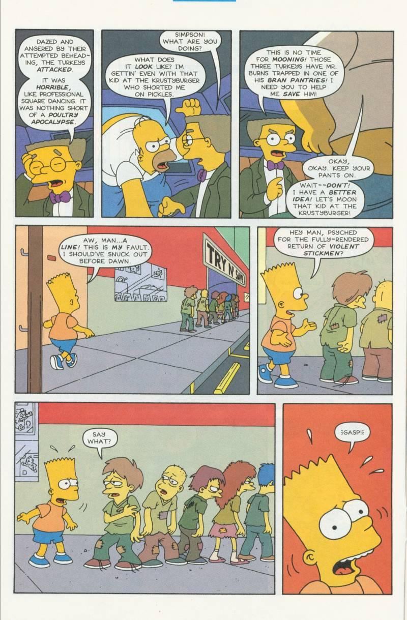 Read online Simpsons Comics comic -  Issue #51 - 11