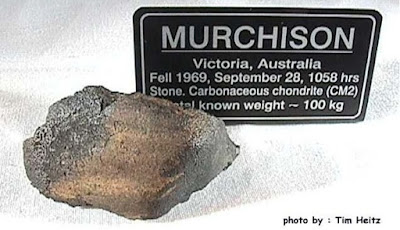 Inilah Material Tertua Yang Lebih Tua Dari Bumi dan Tata Surya