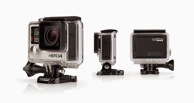La GoPro Hero4 y su épico video promocional