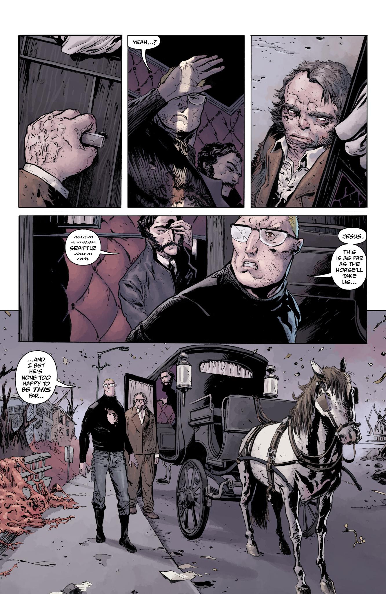 Read online Abe Sapien comic -  Issue #11 - 3