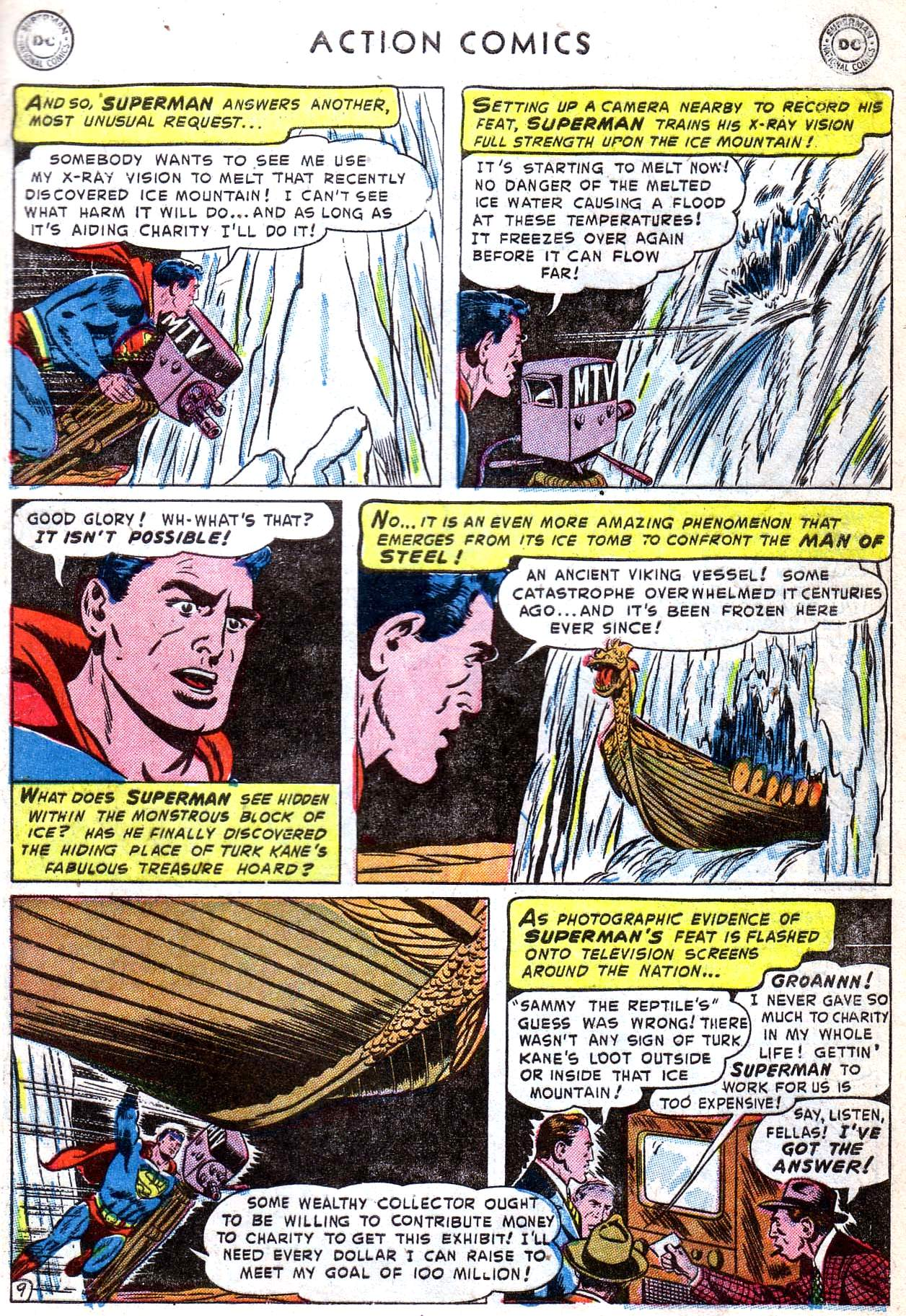 Action Comics (1938) 180 Page 10