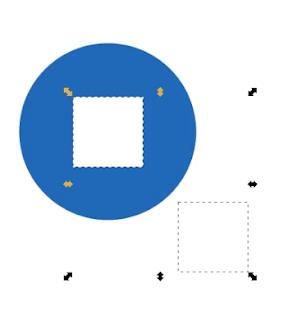 cara membuat logo di Inkscape