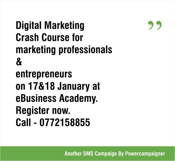 Digital Marketing Crash Course for marketing professionals & entrepreneurs