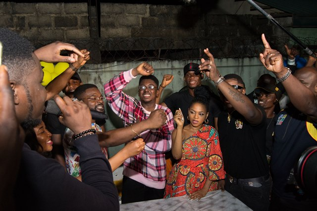 MTN Pulse House Party paid surprise visit to Uchechukwu Odogwu in Port Harcourt