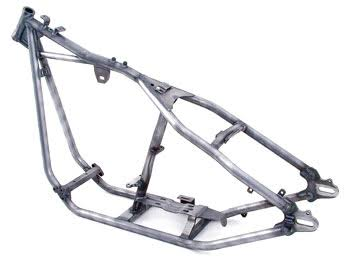 Chassis of motorbikes