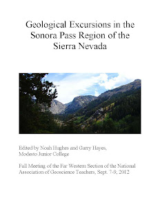 Geology of the Sonora Pass Region!