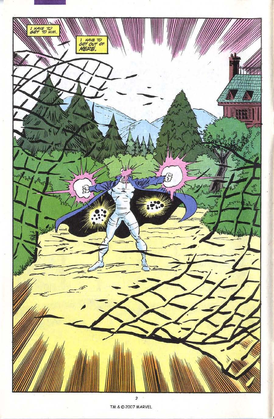 Read online Silver Surfer (1987) comic -  Issue #72 - 4