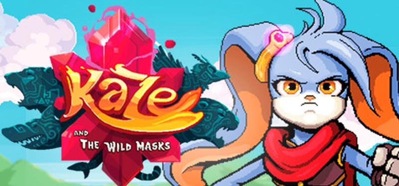 Resultado de imagem para Kaze and The Wild Masks do Vox Game Studio