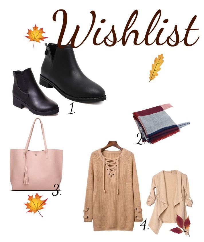 Jesienne zachcianki z dreslilly.com | swetry, buty, akcesoria |