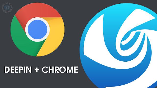 Google Chrome oficial no Deepin