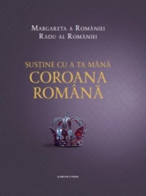 Sustine cu a ta mana Coroana Romana. Margareta a Romaniei, Radu al Romaniei Margareta a RomanieiRadu al Romaniei