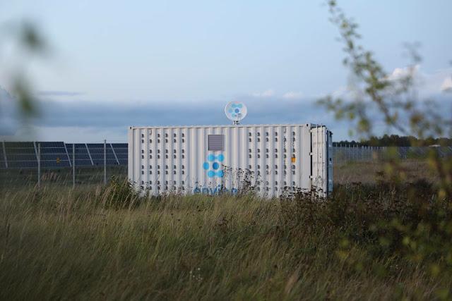 Envion - Mobile Mining Unit dengan daya listrik paling rendah dan ROI tercepat