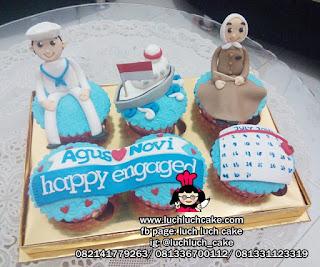 Cupcake Ulang Tahun Pelaut
