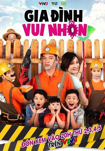 Gia Đình Vui Nhộn VTV3