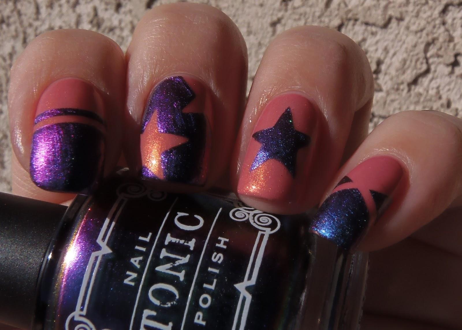 Essie Nail Polish Red Glitter- HireAbility