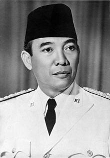 Politik Luar Negeri Indonesia Masa Soekarno (Demokrasi Terpimpin)