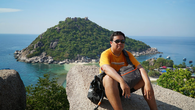 Island hopping around Koh Tao, Koh Phangan and Koh Samui