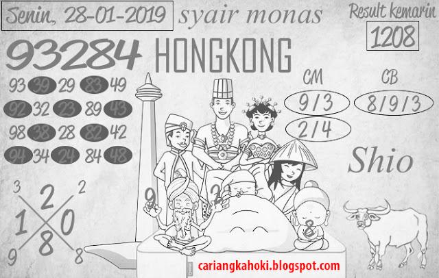 Forum Syair Hongkong, Syair HK