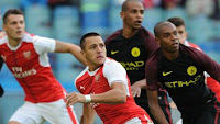 Arsenal vs Manchester City 3-2 Video Gol & Highlights