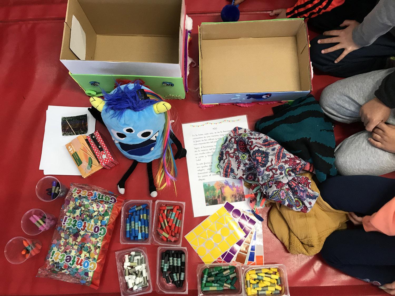 Colorea su mundo: Holi: Festival del color