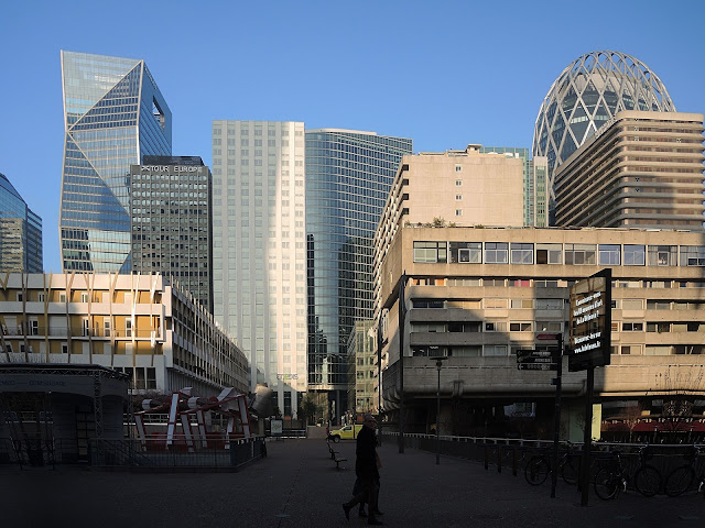 Parijs: La Defense
