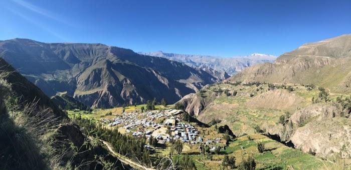 Amazingexplore Cotahuasi Canyon in Peru, World Deepest Canyon