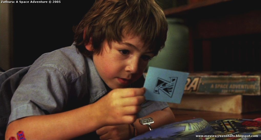 Vagebond's Movie ScreenShots: Zathura: A Space Adventure ...
