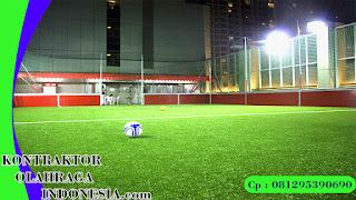Batam Harga Pembuatan Lapangan Futsal Murah Bagus Profesional