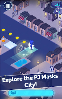 PJ Masks Super City Run Apk For Android