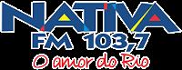 Estúdio ao vivo da Rádio Nativa FM do RJ ao vivo