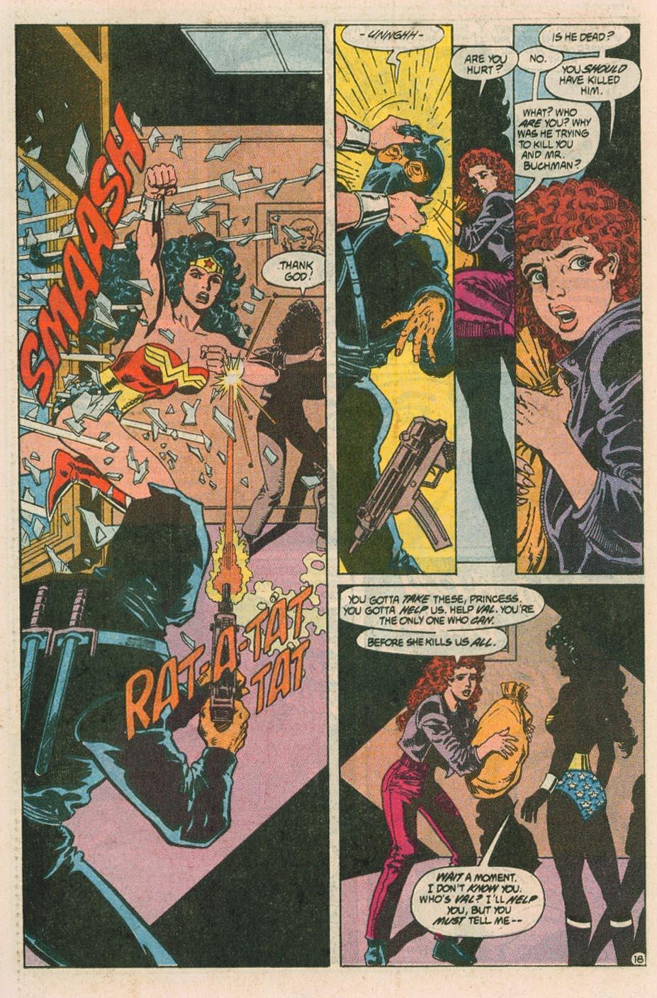 Read online Wonder Woman (1987) comic -  Issue #42 - 20