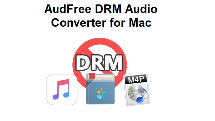 AudFree DRM Audio Converter for Mac