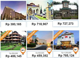 Hotel Di Padang Favorit Wisatawan
