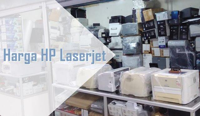 Harga Terbaru Printer HP LaserJet Agustus 2017