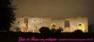 pagina pontos turisticos TERMAS CARACALLA - Pontos turísticos de Roma