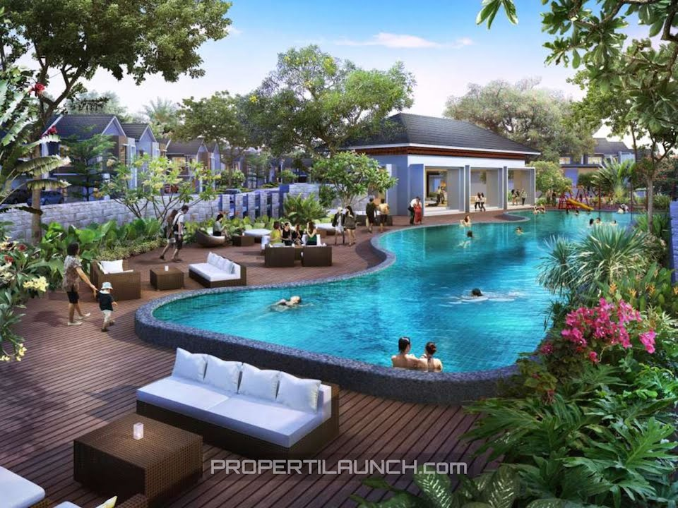 Swimming Pool Summarecon Karawang